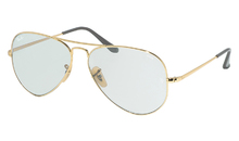 Aviator Metal II RB 3689 001/T3 Solid Evolve