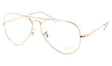 Aviator Legend Gold RX 6489 3086