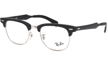 Ray-Ban 6295 2804 Clubmaster Aluminum