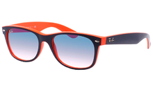 New Wayfarer RB 2132 789/3F Color Mix