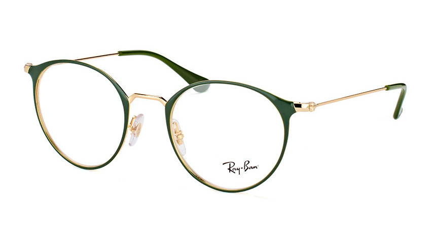 Ray-Ban 6378 2908 Icons Round
