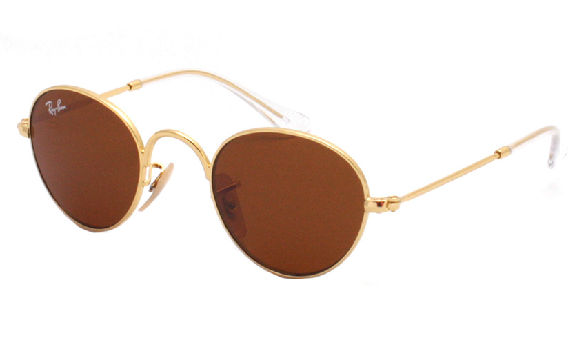 Ray-Ban 9537S 223/3 Round Junior