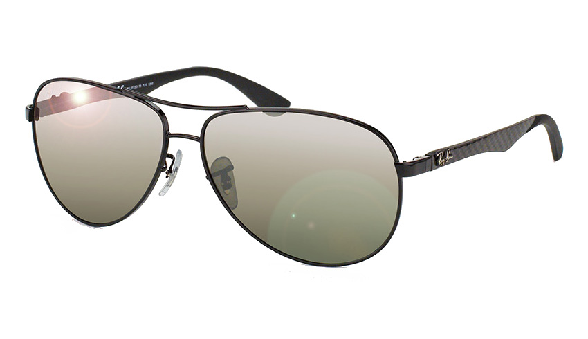 Ray-Ban 8313 002/K7 Tech Carbon Fibre