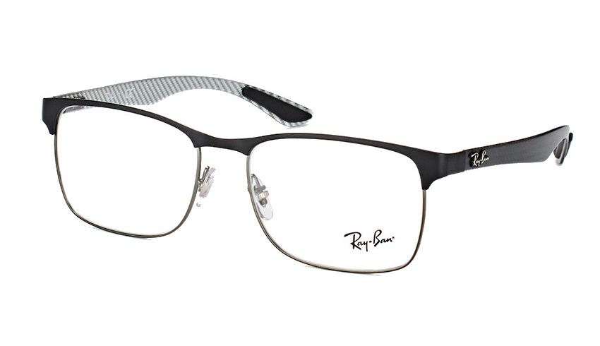 RX 8416 2916 Tech Carbon Fibre Ray-Ban 4e77b36354f
